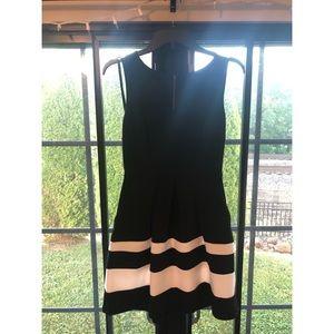 Black dress with pockets!